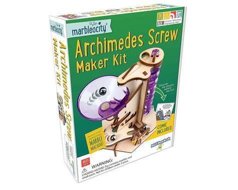 PlayMonster Marbleocity Archimedes Screw 2/18