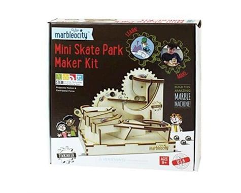 PlayMonster Marbleocity Mini Skate Park