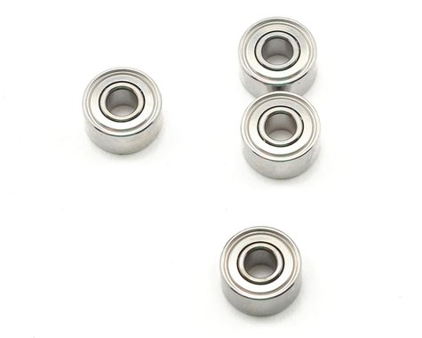 "ProTek RC 3x8x4mm Metal Shielded ""Speed"" Bearing (4)"