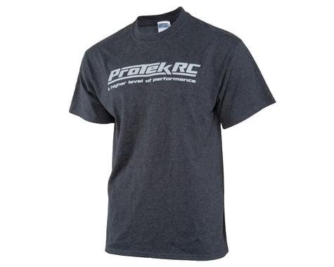 ProTek RC Short Sleeve T-Shirt (Dark Heather) (S)