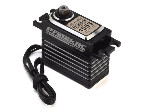 "ProTek RC 155S Digital ""High Speed"" Metal Gear Servo (High Voltage/Metal Case)"