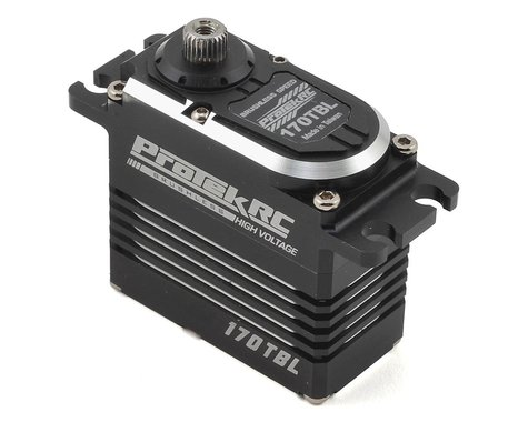 "ProTek RC 170TBL ""Black Label"" High Torque Brushless Servo"