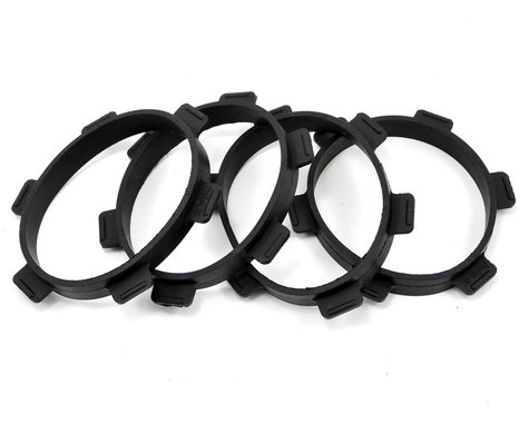 ProTek RC 1/8 Buggy & 1/10 Truck Tire Mounting Glue Bands (4)