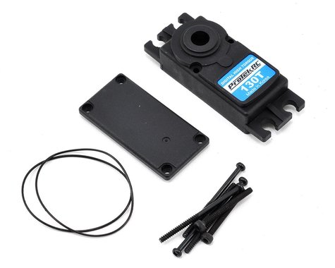ProTek RC PTK-130T Upper/Lower Plastic Servo Case Set