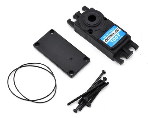 ProTek RC PTK-100T Upper/Lower Plastic Servo Case Set