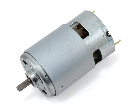 "ProTek RC ""SureStart"" Replacement 775 Brushed Motor"