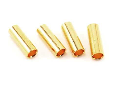 ProTek RC 4.0mm Gold Plated Inline Connector (4 Female)