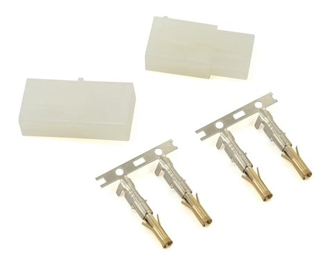ProTek RC Tamiya Connector Set (1 Male/1 Female)