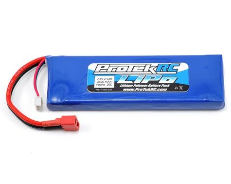 ProTek RC 2S LiPo 20C Battery (7.4V/3300mAh) (Receiver Battery)