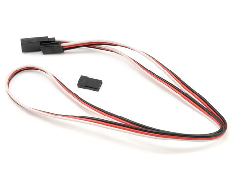 "ProTek RC Heavy Duty 60cm (24"") Servo Extension Lead (Male/Female)"