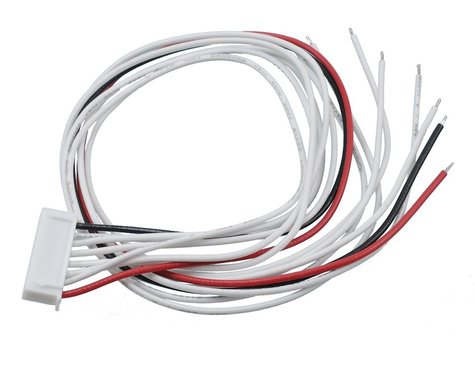 ProTek RC 7S Male XH Balance Connector w/30cm 24awg Wire