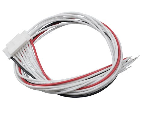 ProTek RC 9S Male TP Balance Connector w/30cm 24awg Wire