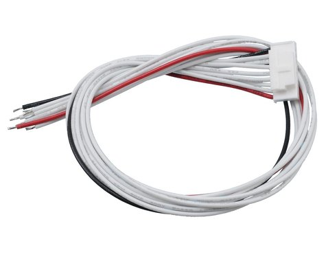 ProTek RC 8S Male TP Balance Connector w/30cm 24awg Wire