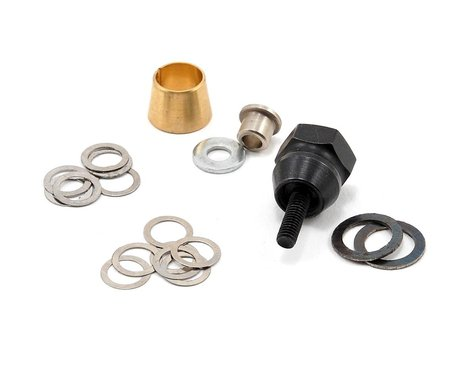 ProTek RC 1/8 Scale Flywheel Nut, Collet & Shim Kit