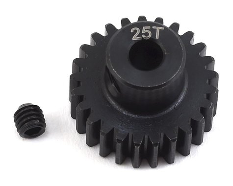 ProTek RC Lightweight Steel 48P Pinion Gear (3.17mm Bore) (25T)