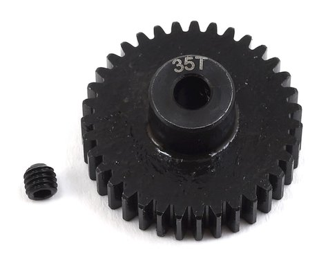 ProTek RC Lightweight Steel 48P Pinion Gear (3.17mm Bore) (35T)
