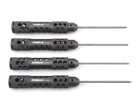 "ProTek RC ""TruTorque SL"" Metric Hex Driver Set (4)"