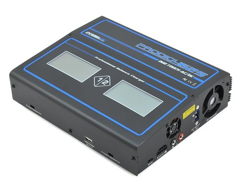 "ProTek RC ""Prodigy 625 DUO Touch AC"" LiHV/LiPo AC/DC Battery Charger"