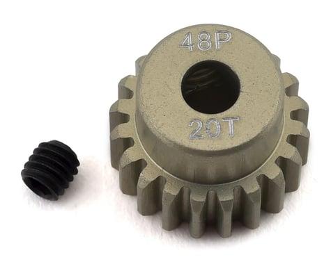 ProTek RC 48P Lightweight Hard Anodized Aluminum Pinion Gear (3.17mm Bore) (20T)