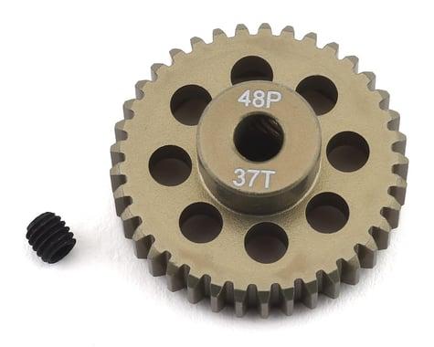 ProTek RC 48P Lightweight Hard Anodized Aluminum Pinion Gear (3.17mm Bore) (37T)