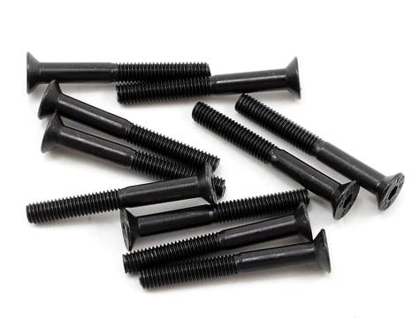 "ProTek RC 3x25mm ""High Strength"" Flat Head Screws (10)"