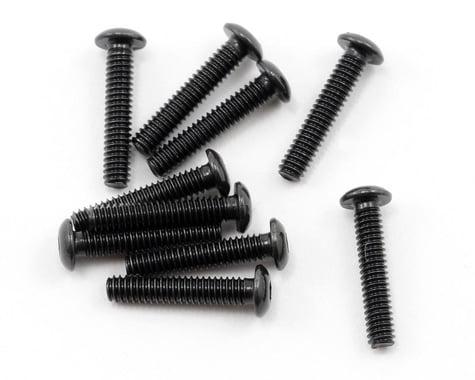 "ProTek RC 2x10mm ""High Strength"" Button Head Screws (10)"