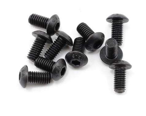 "ProTek RC 4x8mm ""High Strength"" Button Head Screws (10)"