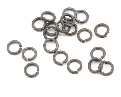 "ProTek RC 5mm ""High Strength"" Black Lock Washers (20)"