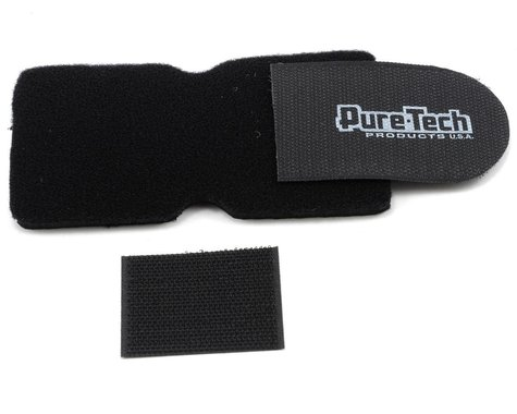 Pure-Tech Xtreme Receiver Wrap (Black)