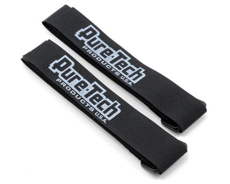 """Pure-Tech 4"""" Xtreme Strap (Black)"""
