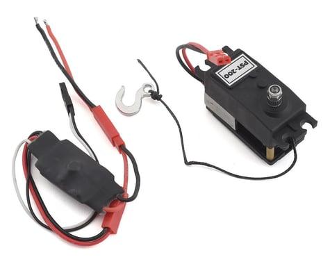 Powershift RC Technologies PST-200 Low Profile Servo Winch