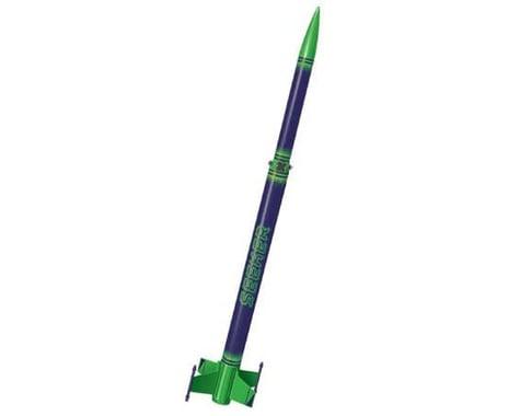Quest Aerospace Seeker Quick Rocket Kit (Skill Level 1)