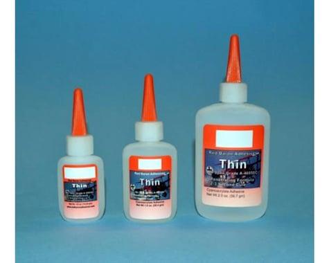 Red Baron Adhesives CA Glue Thin 2oz.