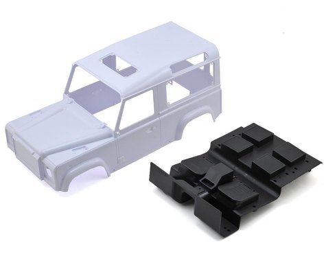 RC4WD Gelande II D90 Hard Plastic Body Kit