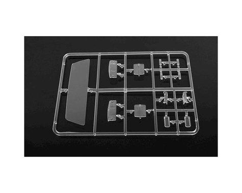 RC4WD Mojave II Parts Tree (Clear)