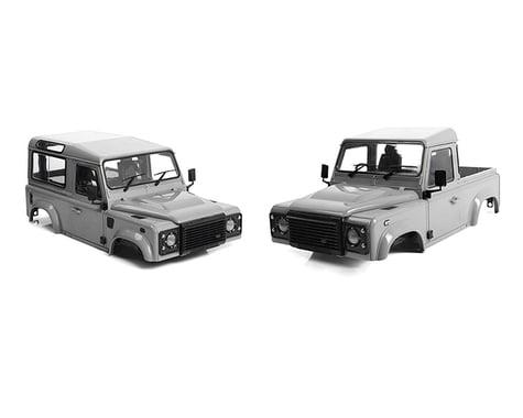 RC4WD 2015 Land Rover Defender D90 Hard Plastic Body Kit