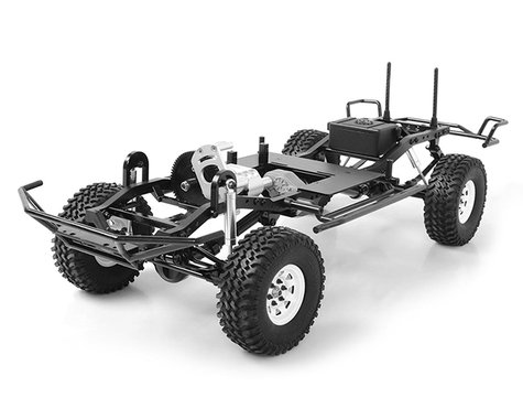 """RC4WD Trail Finder 2 Truck """"LWB"""" Long Wheelbase Chassis Kit"""