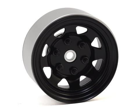 """RC4WD Stamped Steel 1.55"""" Single Beadlock Wheel (Black)"""