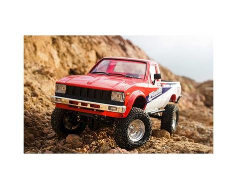 SCRATCH & DENT: RC4WD Trail Finder 2 BFGoodrich 150th Anniversary RTR 4WD Scale Crawler Truck
