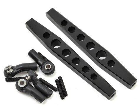 RC4WD Wraith Lower Links (Black) (2)