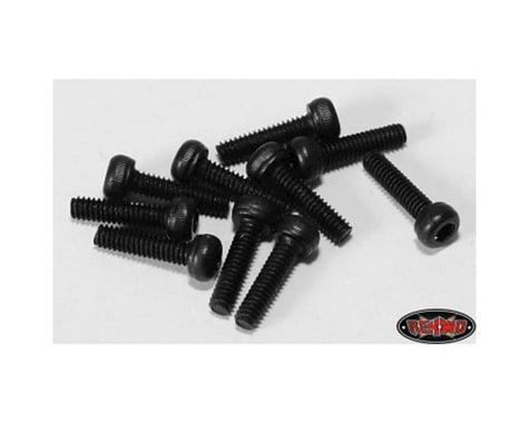 Steel Socket Head Cap Screws M2 x 8mm (10)