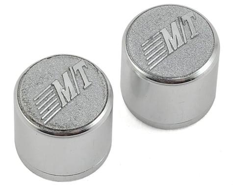 RC4WD Mickey Thompson Classic Lock Wheel Center Caps (2)