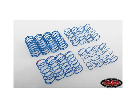 RC4WD 100mm King Off-Road Dual Spring Shocks Assortment (16)