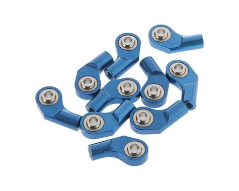 RC4WD Ext Offset Short Aluminum Rod End M3 Blue (10)