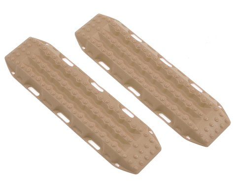 RC4WD MAXTRAX 1/10 Vehicle Extraction & Recovery Boards (2) (Tan)