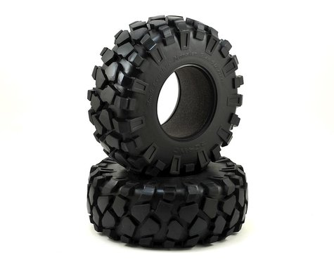 """RC4WD Rock Crusher Monster 40 Series 3.8"""" Tires (2) (X4 Compound)"""