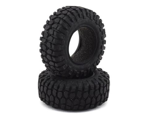 """RC4WD Rock Crusher 1.0"""" Micro Crawler Tires (2)"""
