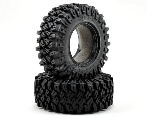 """RC4WD Rock Creepers 1.9"""" Scale Rock Crawler Tires (2) (X3)"""