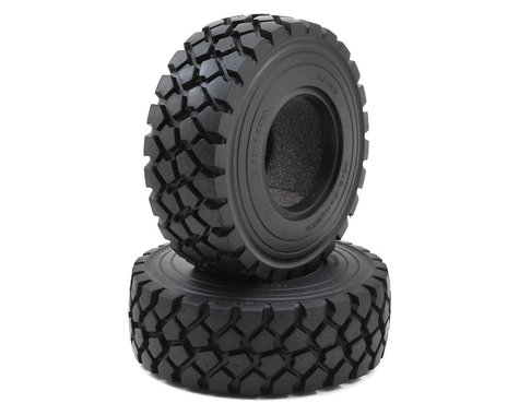 """RC4WD MIL-SPEC ZXL 1.9"""" Tire (2) (X4 Compound)"""