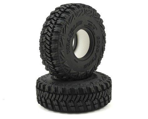 """RC4WD Goodyear Wrangler MT/R 1.7"""" Scale Tires (X2)"""